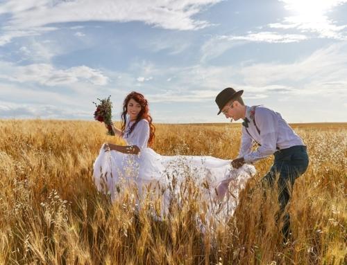 MARIAGE DANS L'OUEST CANADIEN – SASKATCHEWAN